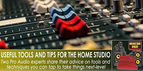 Home Studio: the Most Useful Tools (and Tips) tickets