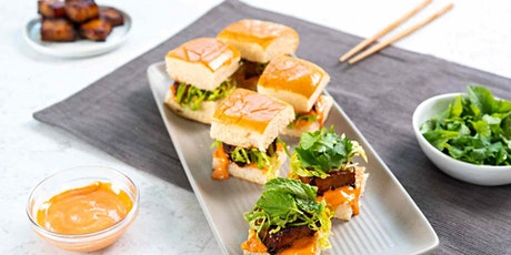 FREE Cooking Class: Glazed Pork Belly Buns tickets
