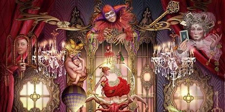 Day 2 Unlocked Presents - A Night at Cirque DeVille tickets