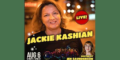 Jackie Kashian: Live Stand-up Comedy tickets