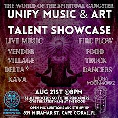 Unify Music & Art Talent Showcase tickets