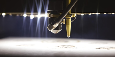 Laser Cutter 101 - Engrave your own Tumbler tickets