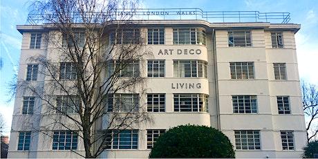 Virtual Tour - Art Deco Living tickets