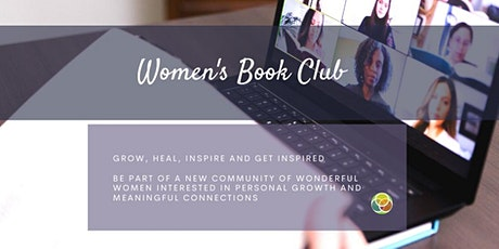 Growing and Healing Book Club for Women - Everyone welcome tickets
