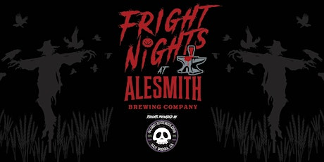 AleSmith Fright Nights ft. Haunted Maze by Scareventures tickets