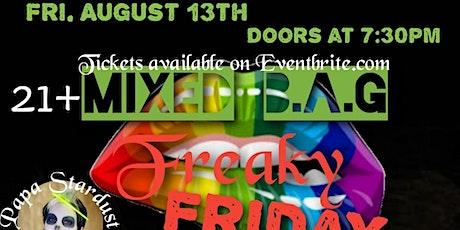 Mixed Bag Dj & Drag tickets