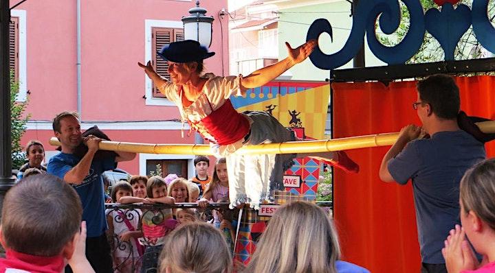 Immagine Appenni in Circo: Vai e Vola - Urana Marchesini