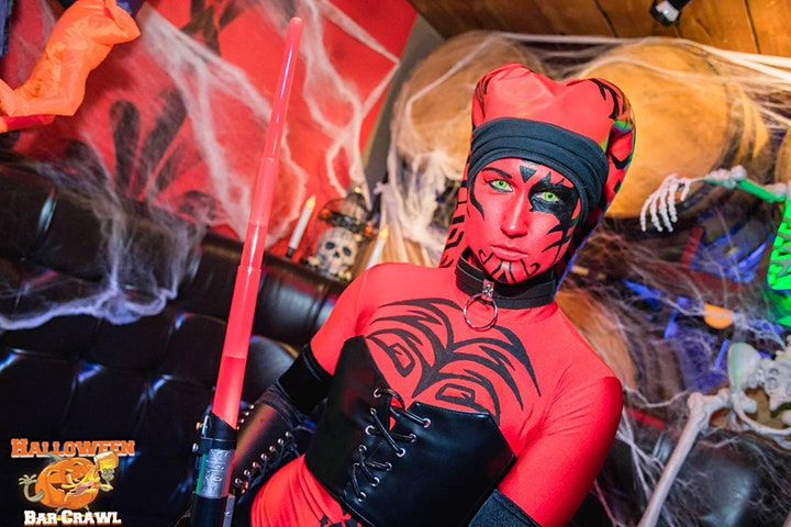 The 4th Annual Halloween Bar Crawl - Stillwater image