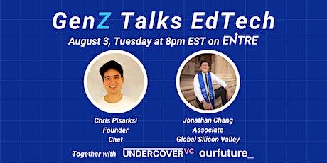 GenZ Talks Ed-Tech billets