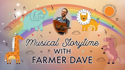 Musical Morning Picnic with Farmer Dave tickets