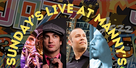 Jazz Mafia Presents Sundays Live @ Manny's: Apfelbaum, Ellman, Jones, Theis tickets