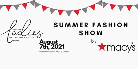 Macy's Fashion Show with RLOLC tickets