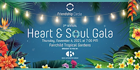 3rd Annual Heart and Soul Gala tickets