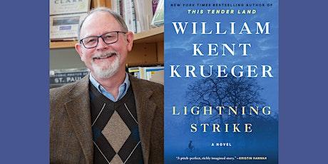 Kent Krueger, author of Lightning Strike, Book Talk & Signing tickets