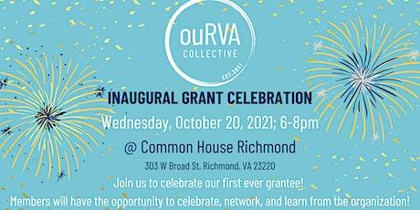 Inaugural Grant Celebration tickets