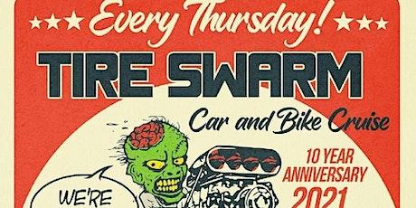 Tire Swarm Car & Bike Show with Matt Shukin Trio tickets