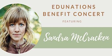 EduNations Benefit Concert featuring Sandra McCracken tickets