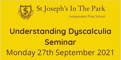 Understanding Dyscalculia tickets