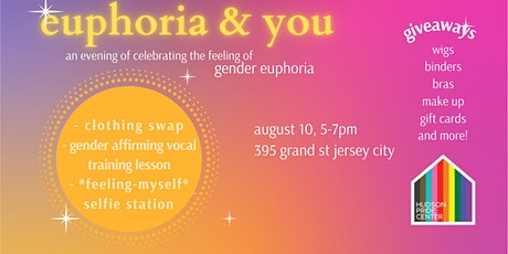 Beyond the Binary Presents Euphoria & You tickets