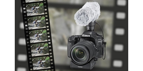 Video Basics: From Stills to Motion - Online w/Canon tickets