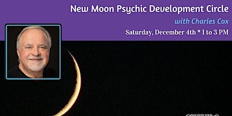 New Moon Psychic Development Circle tickets