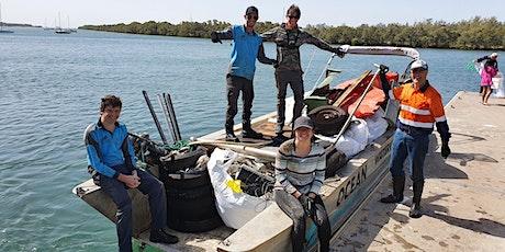 Volunteer Opportunity - Bulimba Creek - Hardcore Cleaning tickets