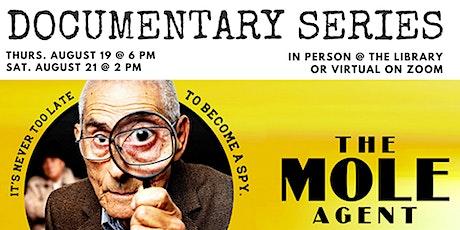 Documentary Series: The Mole tickets