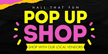 Holiday Pop Up Shopping tickets