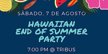 Las Tribus - End of Summer entradas
