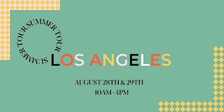 Unique Markets LA Summer Market tickets
