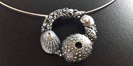 Silver Clay Inspired by the Seashore with Grainne Reynolds tickets