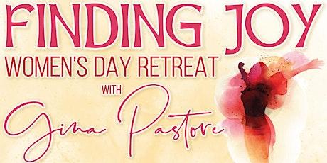 Finding Joy Women's Day Retreat tickets