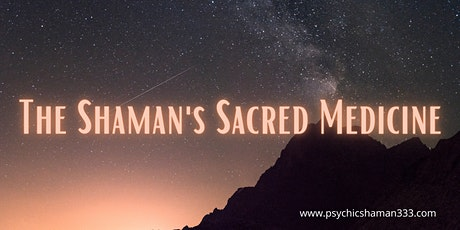 Shamanic Medicine and Energy Healing Course tickets
