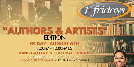 1st Fridays Authors & Artists Edition tickets