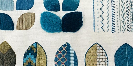 Comprehensive Studies Program: Surface Embroidery (Level 1) tickets
