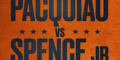 Manny Pacquiao Vs. Errol Spence Jr. tickets