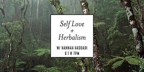 Self Love + Herbalism tickets