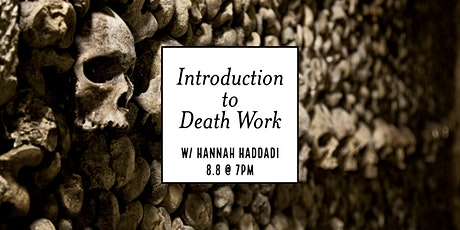 Introduction to Death Work tickets