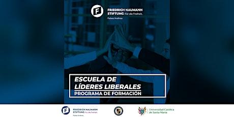 """PROGRAMA DE FORMACIÓN """"ESCUELA DE LÍDERES LIBERALES"""" FNF - UCSM entradas"""