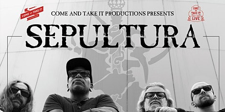 SEPULTURA - Quadra Tour: North America 2022 tickets