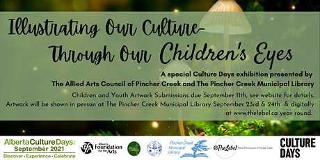 Illustrating Our Culture- Through Our Children's Eyes tickets