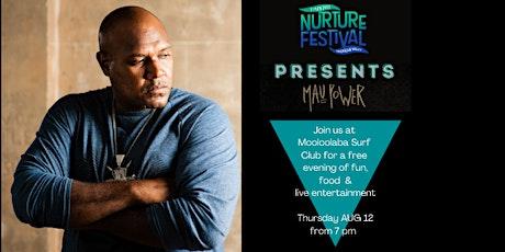 Nurture Festival Presents Mau Power tickets