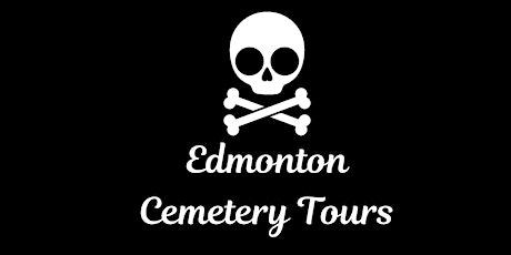 Edmonton Cemetery Tours - Mount Pleasant tickets