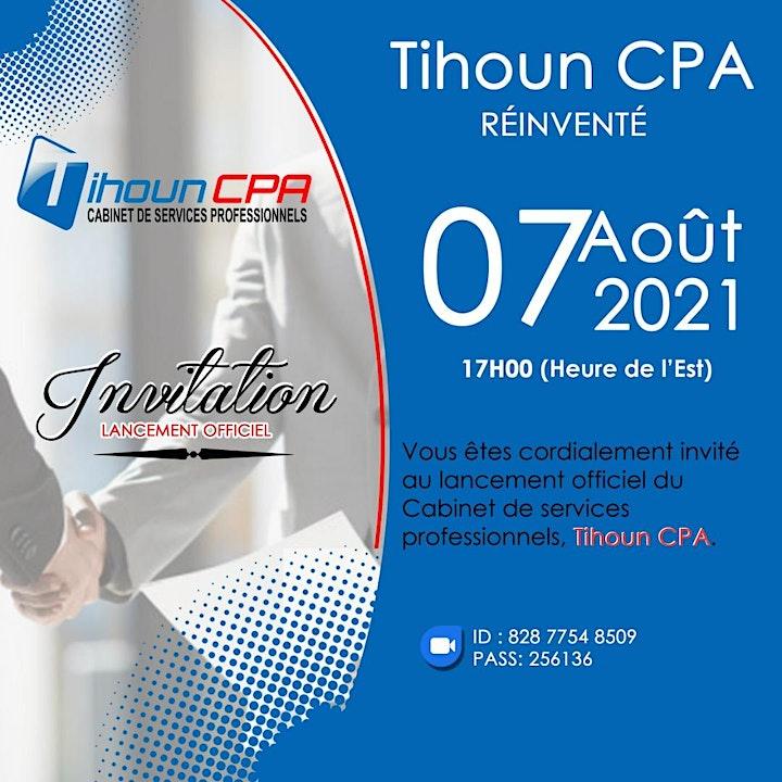 Image de TIHOUN CPA _ LANCEMENT OFFICIEL