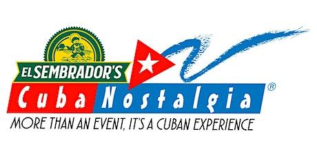Cuba Nostalgia 2021 tickets