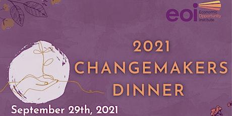 EOI's Virtual Changemakers Dinner tickets