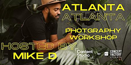 Content Studio by Concept Factory Atlanta tickets