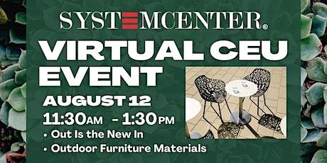 Systemcenter - Double CEU Event biglietti