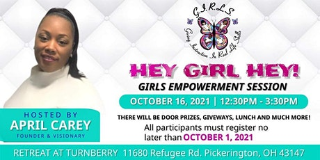 Girls Empowering Session tickets