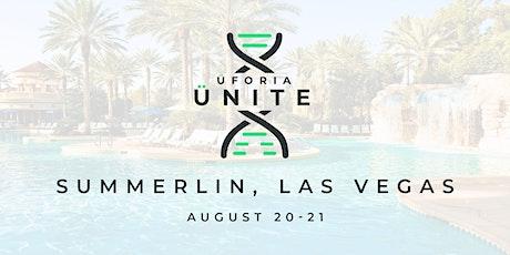 ÜFORIA ÜNITE  - Annual Conference tickets